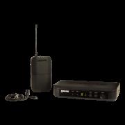 Microfone de Lapela sem fio Shure BLX14 com o mic CVL