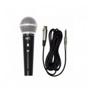 Microfone Dinamico MXT M-58 com Cabo