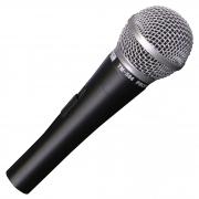 Microfone Tag Dinâmico Cardioide TM-584 Com cabo