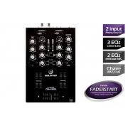 Mixer para Dj Waldman Club DJ Mix CDM-1200