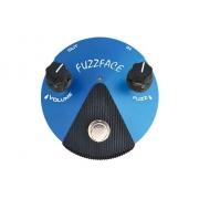 Pedal Dunlop Mini Fuzz Face Silicon FFM1