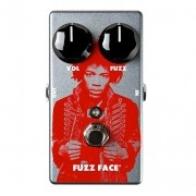 Pedal Jimi Hendrix Fuzz Face Distortion - Dunlop JHM5
