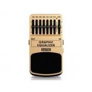 Pedal Para Guitarra Graphic Equalizer - Eq700 - Behringer