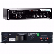 Receiver Som Ambiente Borne RC5000 40w FM USB Bluetooth