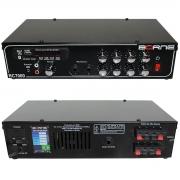 Receiver Som Ambiente Borne RC7000 80w FM USB Bluetooth