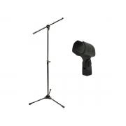 Suporte Pedestal para Microfone RMV PSU 142 + Cachimbo