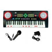 Teclado Infantil Custom Kids CKKB 44 com Microfone