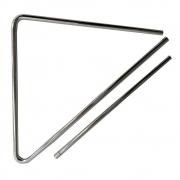 Triângulo Cromado 25cm X 08mm Forró