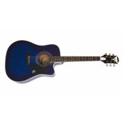 Violão Epiphone PRO-1 Ultra Blueburst 10030579 *