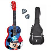 Violão Infantil PHX Disney Mickey Rocks