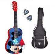 Violão Infantil PHX Disney Mickey Rocks
