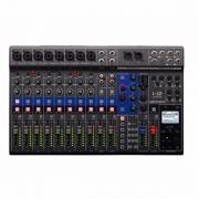 Zoom L12 Livetrack - Mesa de Som Digital Para Gravação e Podcast 10020247 *