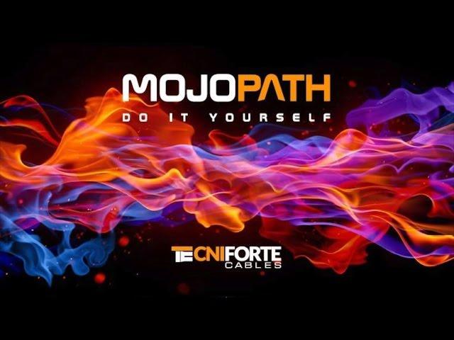 Tecniforte Mojopath - Kit De Cabos Para Pedais - 10 Plugues