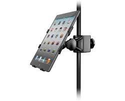 Iklip 2 - Suporte Para Ipad Pedestal De Microfone - iPad e iPad Air