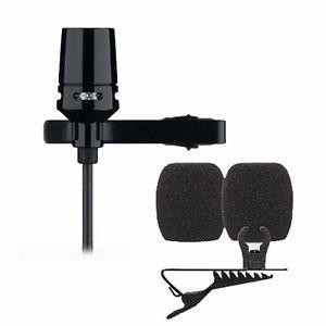 Microfone De Lapela Shure Cvl Centraverse Lavalier - Ta4f