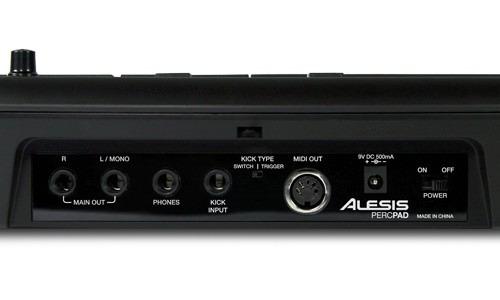 Alesis Percpad - Percussão Eletrônica Com Função Midi