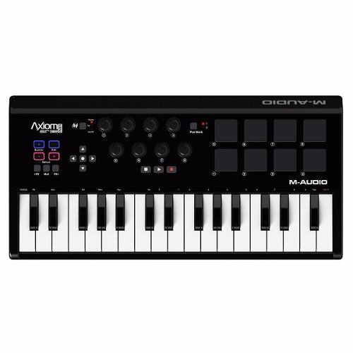 M Audio Axiom Air Mini 32 - Controlador Midi Usb Com Pad