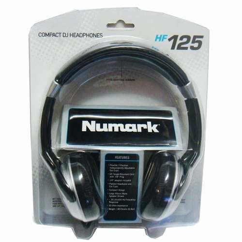 Fone Para Dj Numark Hf125