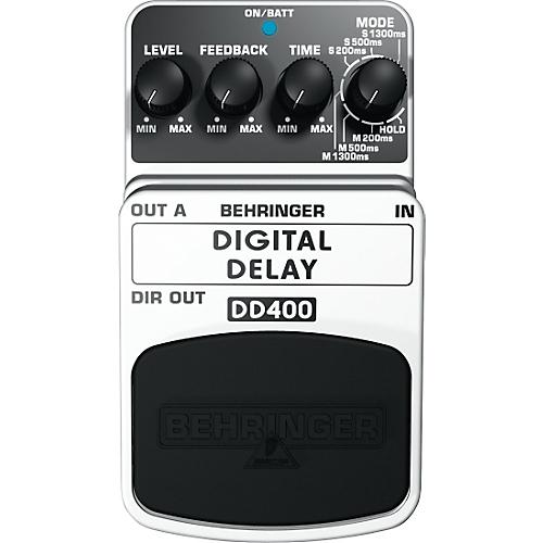 Pedal Delay Behringer DD400