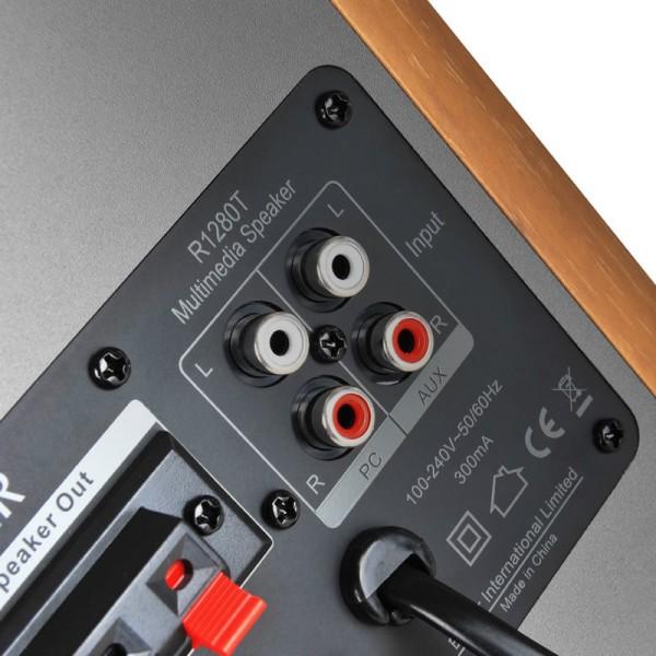 Caixa De Som Edifier R1280 Monitor Referência Home Studio