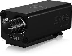 Behringer Powerplay PM1 - Amplificador Fone de Ouvido
