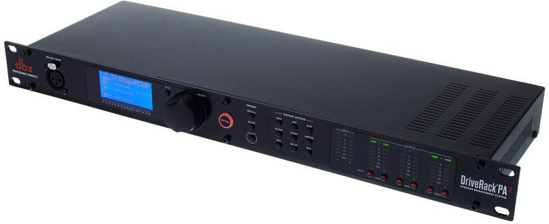 Processador DBX Driverack PA2 - 110v