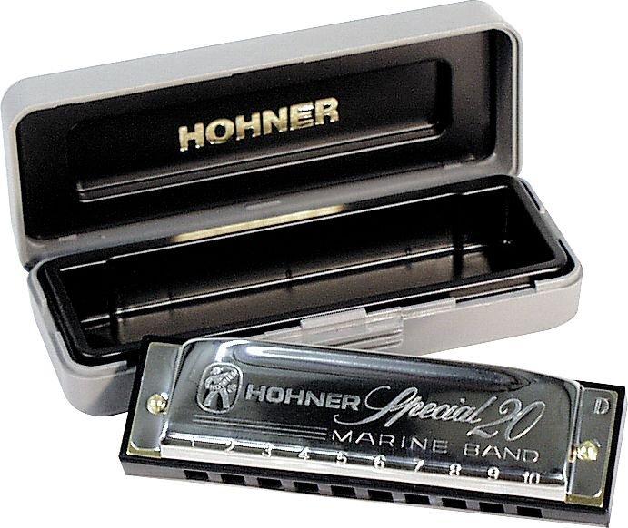 Gaita Hohner Harmônica Special 20 560/20 - C