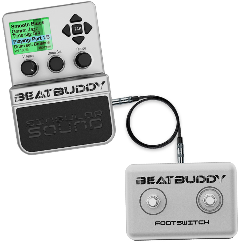 Pedal Beatbuddy + Footswitch