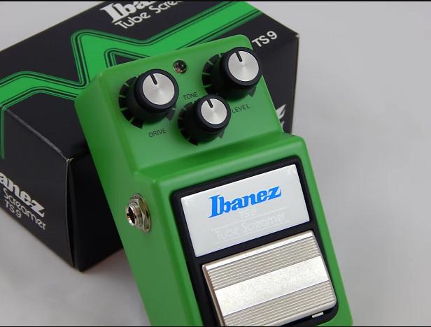 Ibanez Tube Screamer TS9 '