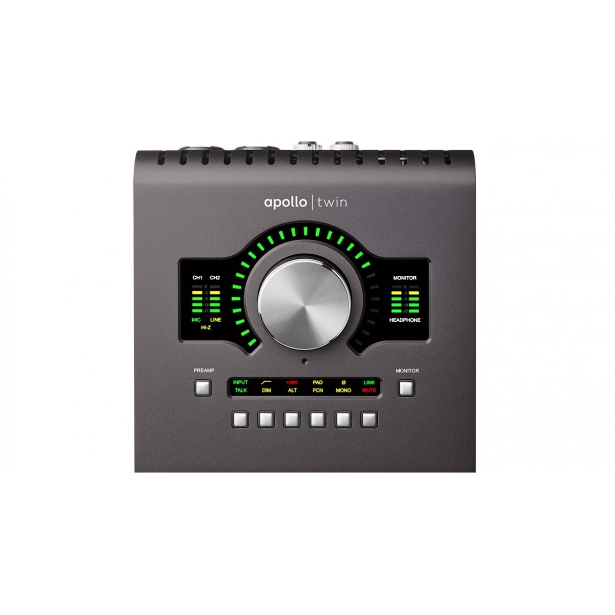 Interface Apollo Twin Duo MKII