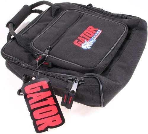 Bag para Mixer 12x12 com Alça Ajustável - G-MIX-B 1212 - GATOR