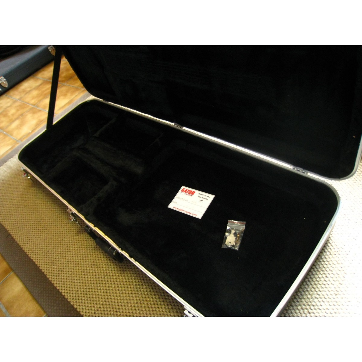 Case para Guitarra Gator GC-Electric-A