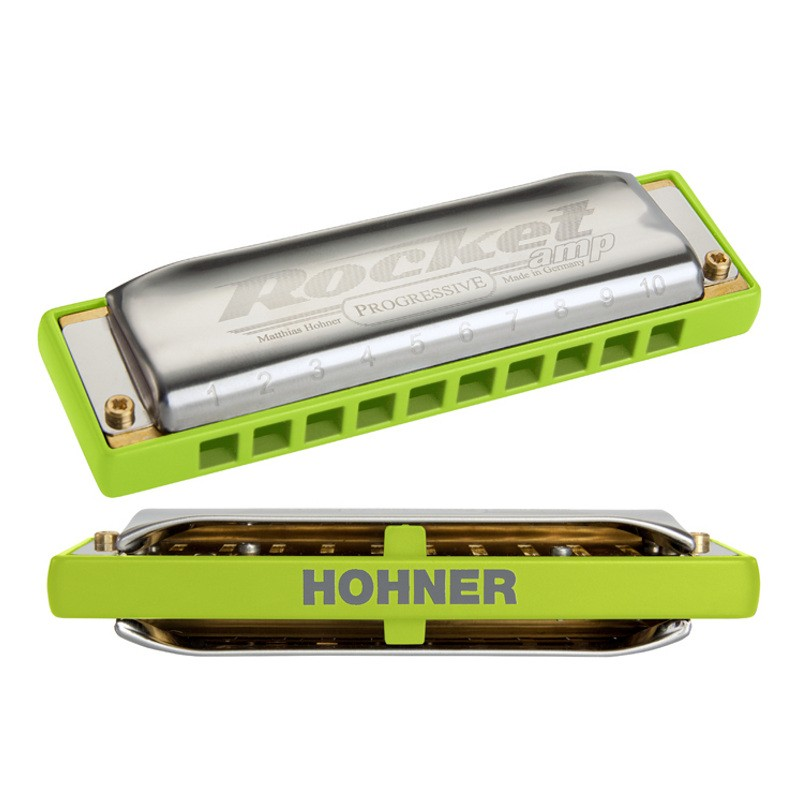 Gaita Hohner Harmônica Rocket Amp em Dó (C)