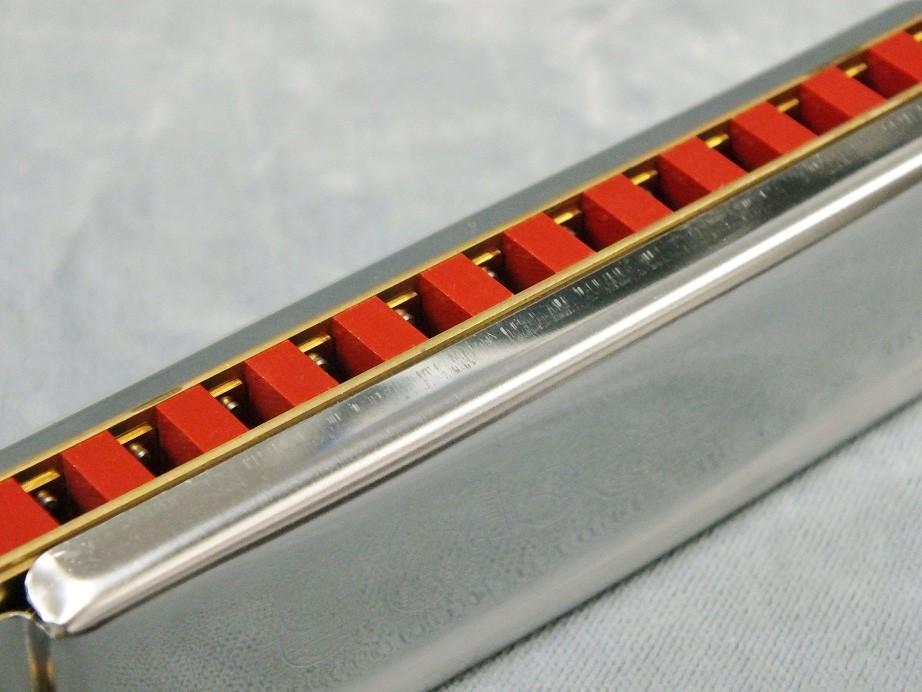 Gaita Harmonica Hohner Marine Band 364/24 em C (Dó)
