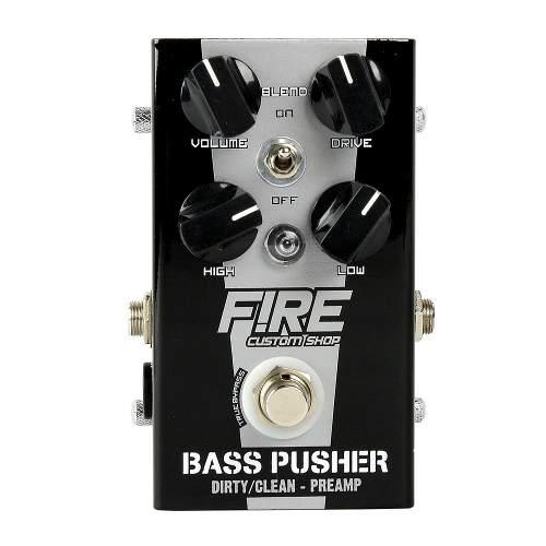 Pedal Fire Bass Pusher