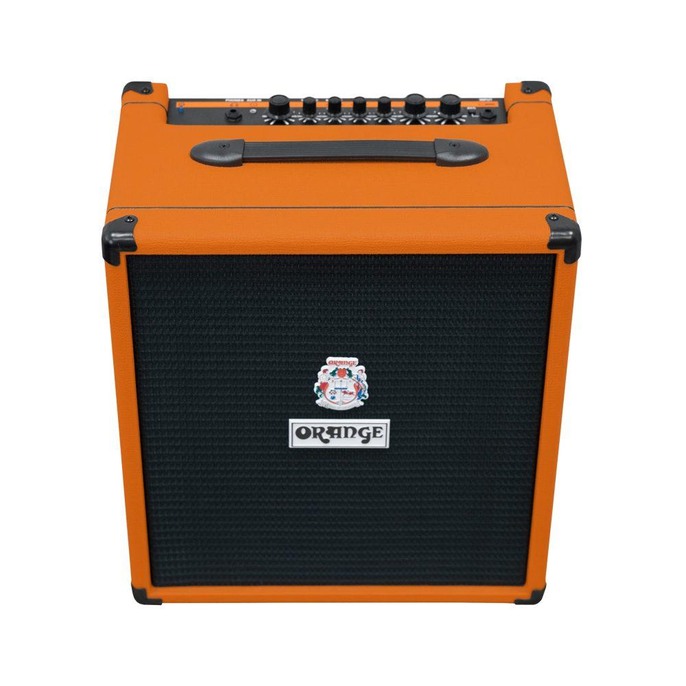 Amplificado Orange combo para baixo Crush Bass 50 10380087 *