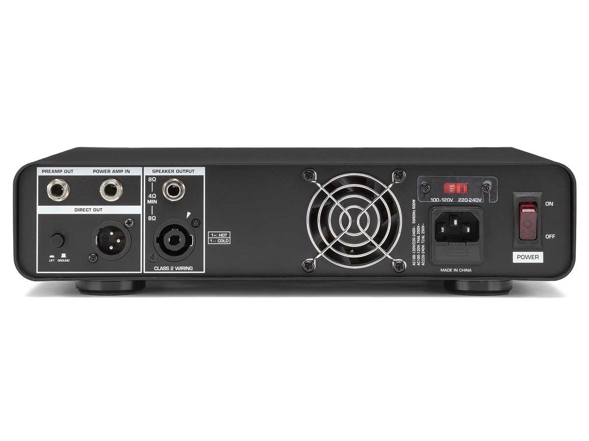 Amplificador Cabeçote de Baixo Hartke TX300