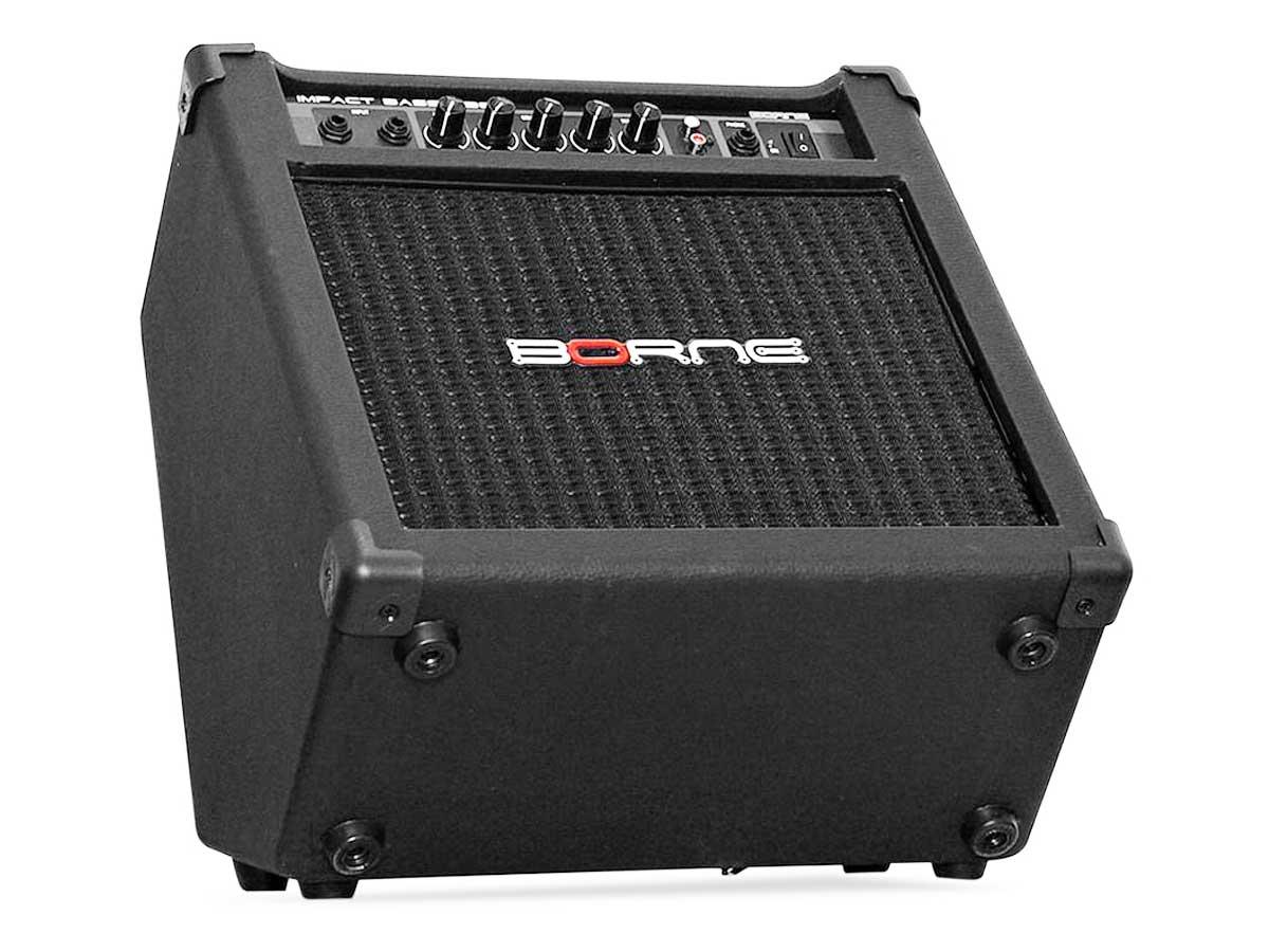 Amplificador de Baixo Borne Impact Bass CB80 30w