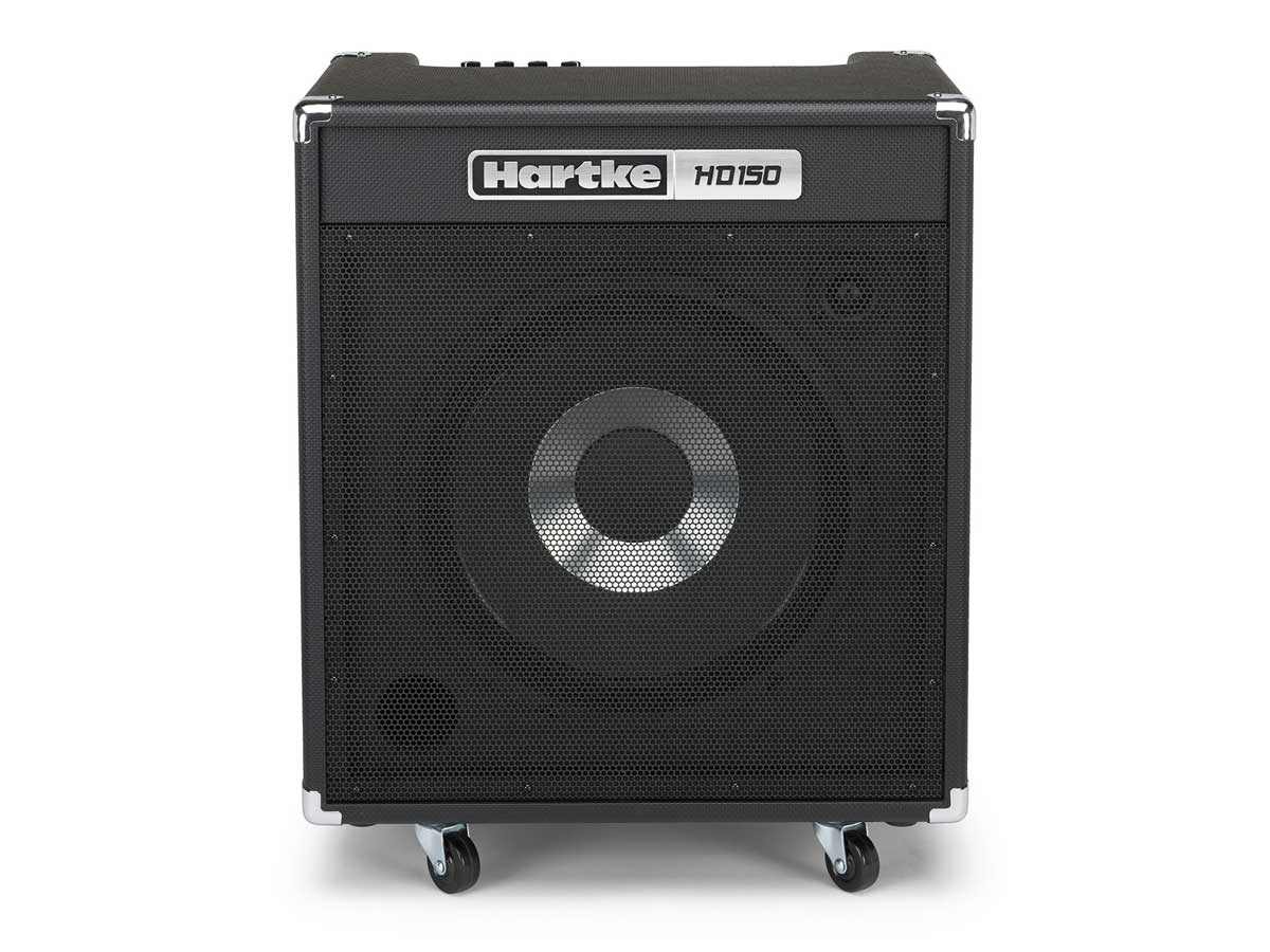 Amplificador de Baixo Hartke HD150