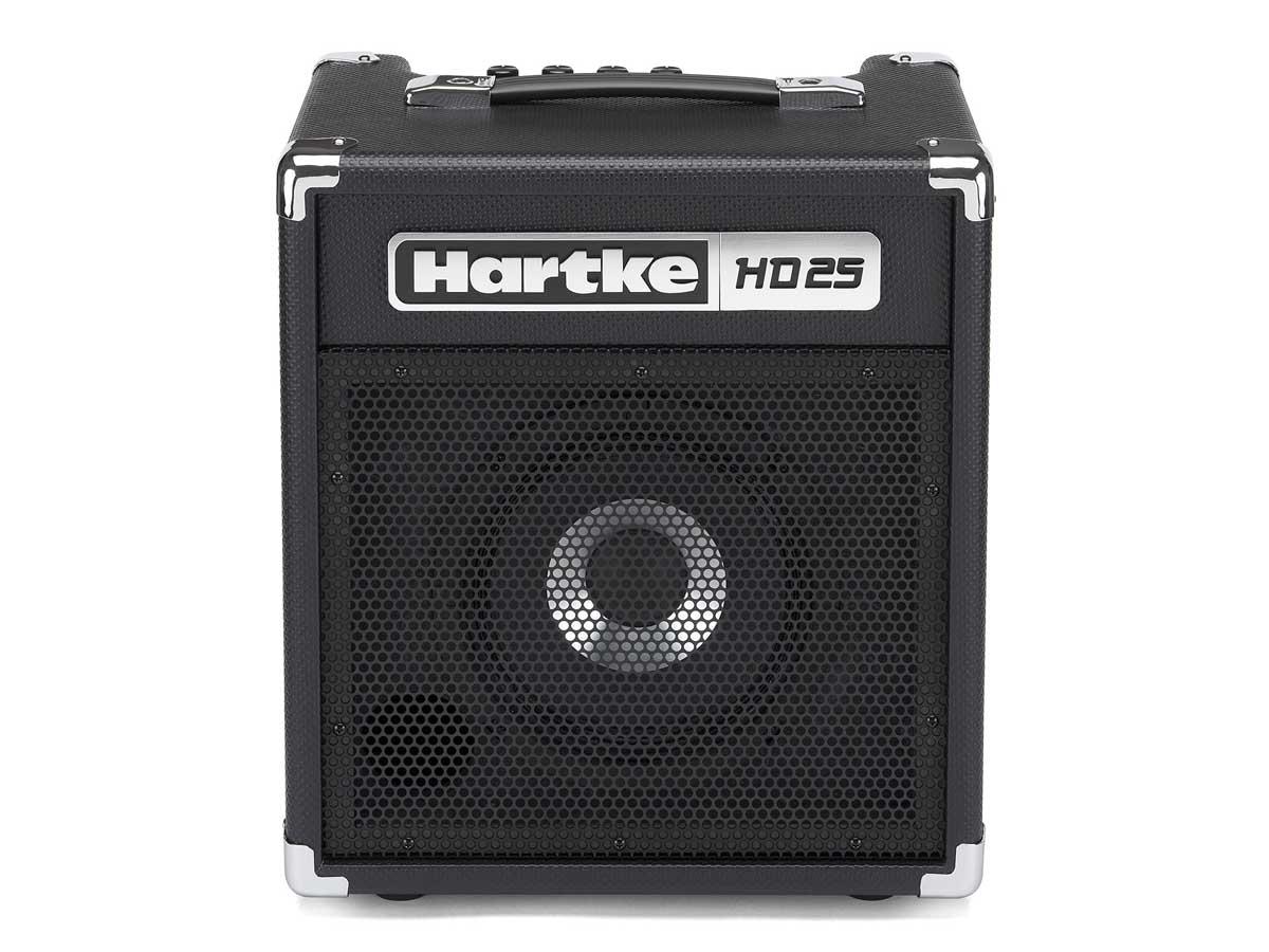 Amplificador de Baixo Hartke HD25