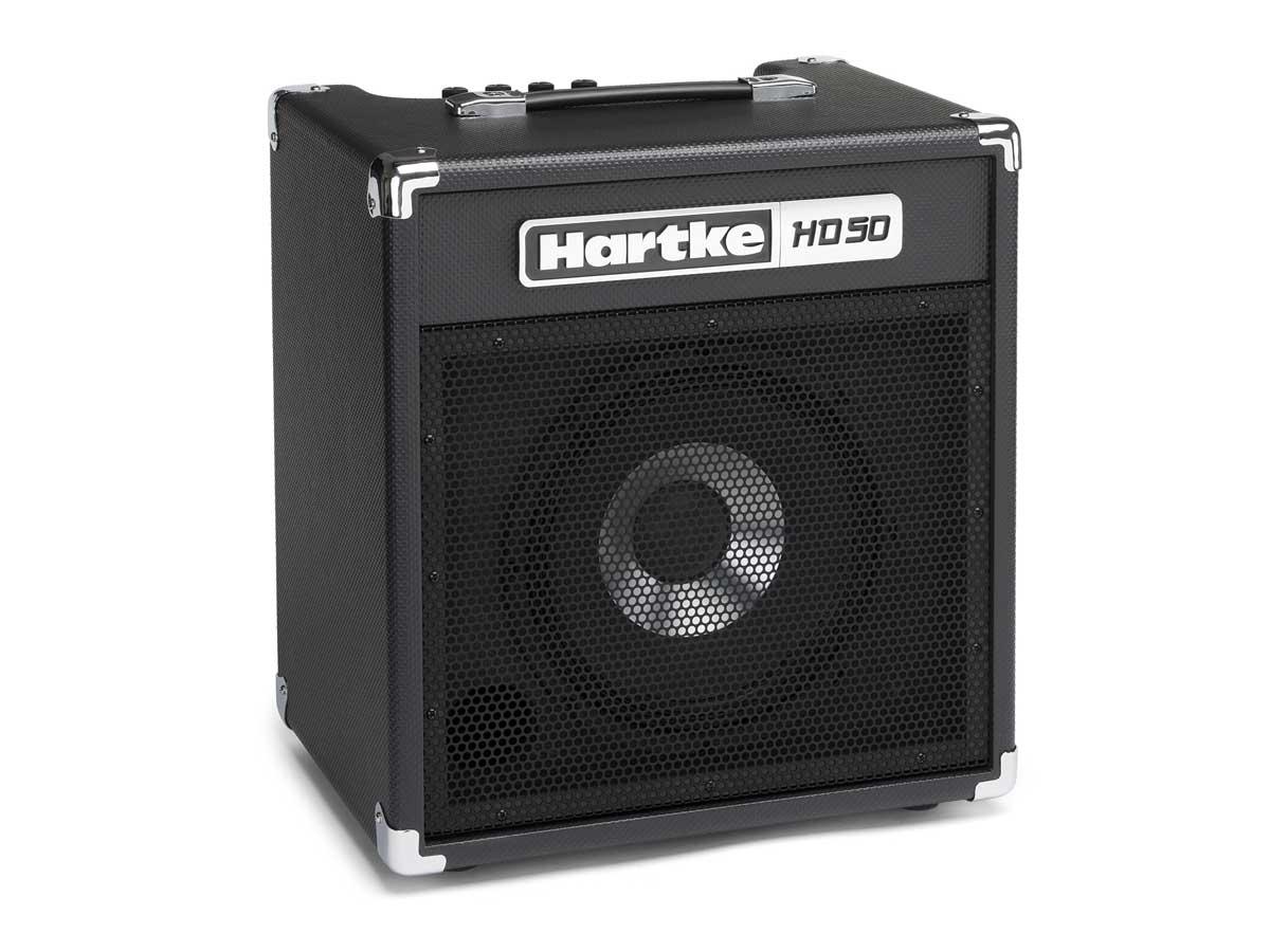 Amplificador de Baixo Hartke HD50