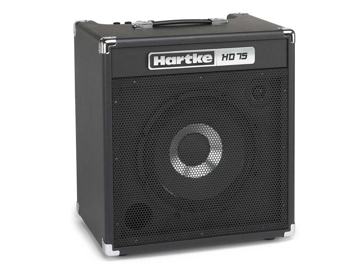 Amplificador de Baixo Hartke HD75