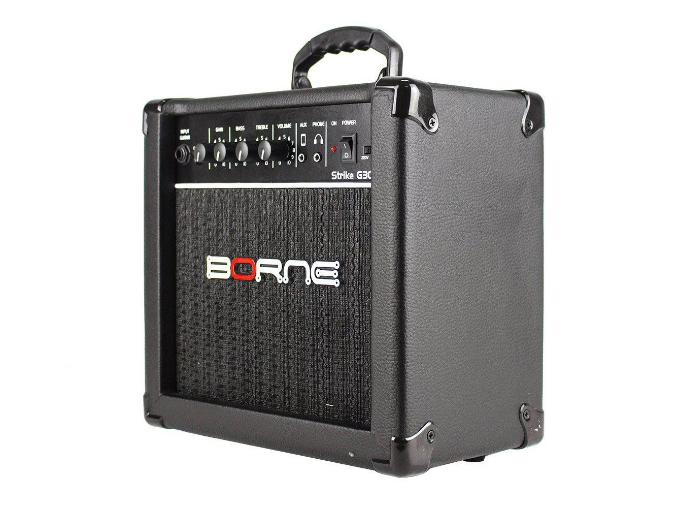Amplificador de Guitarra Borne Strike G30 15w