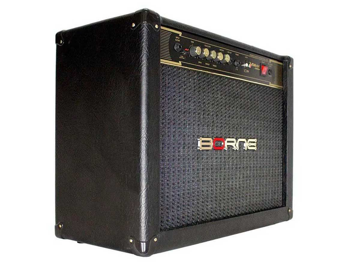 Amplificador de Guitarra Borne Vorax 2080 - 60w