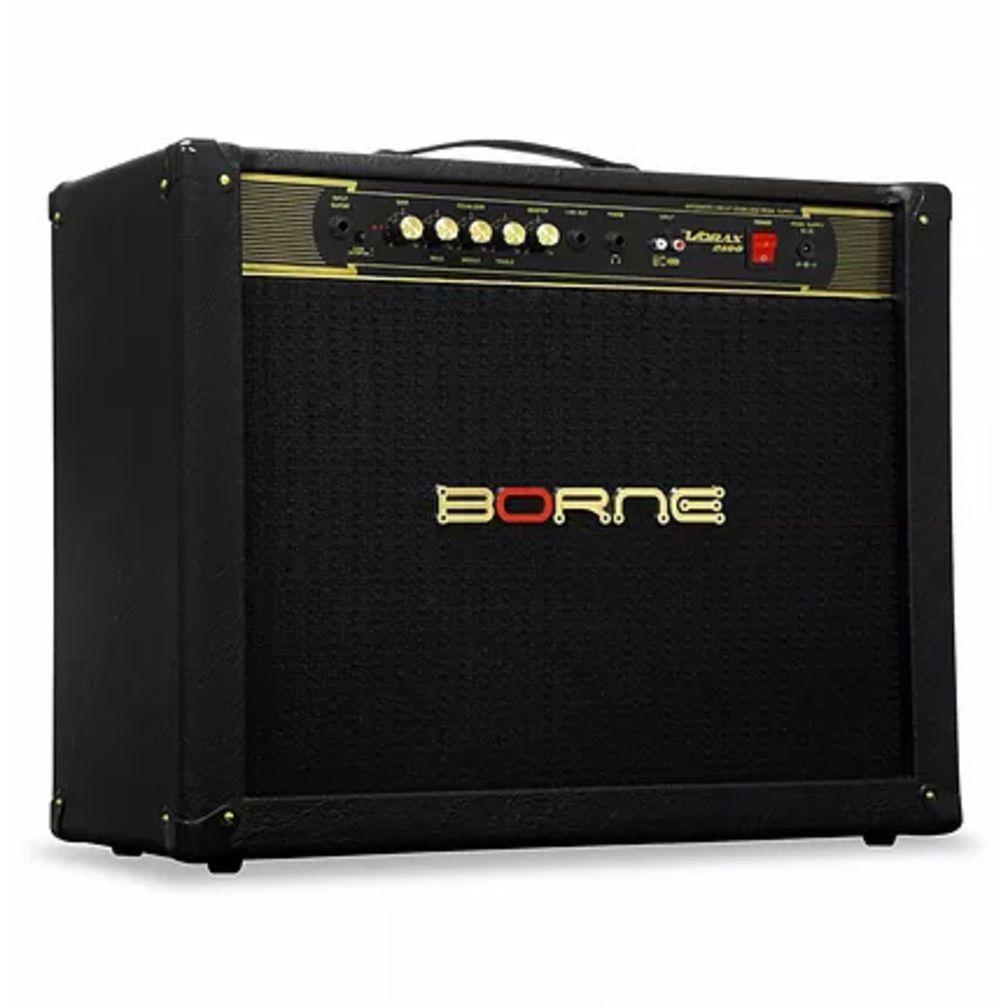 Amplificador de Guitarra Borne Vorax 2100 - 100w