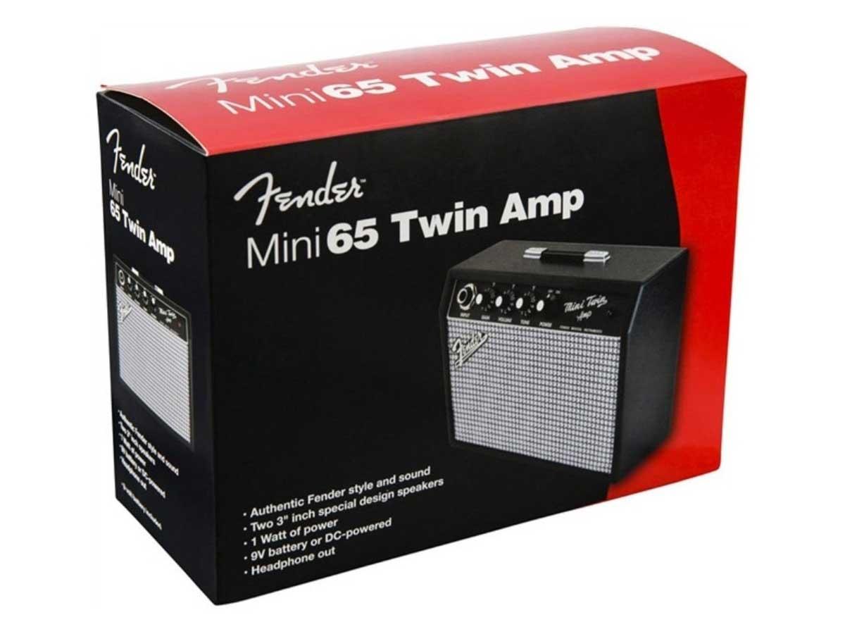 Amplificador de Guitarra Fender Mini Twin 65