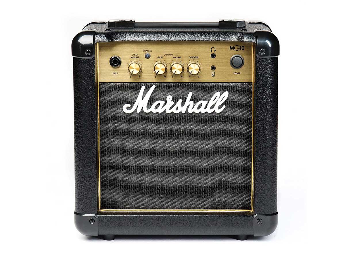 Amplificador de Guitarra Marshall MG10 Gold 10 Watts