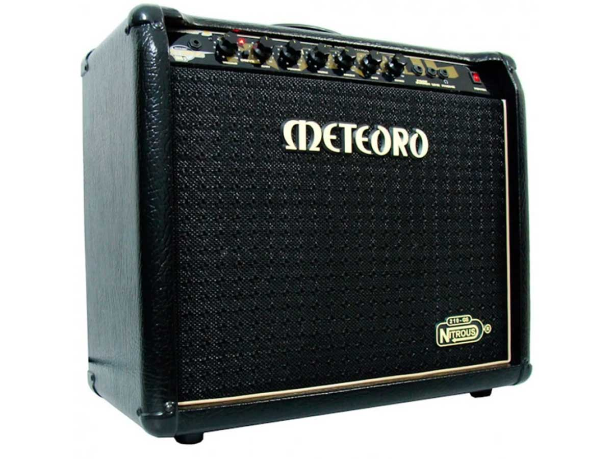 Amplificador de Guitarra Meteoro Nitrous GS 100
