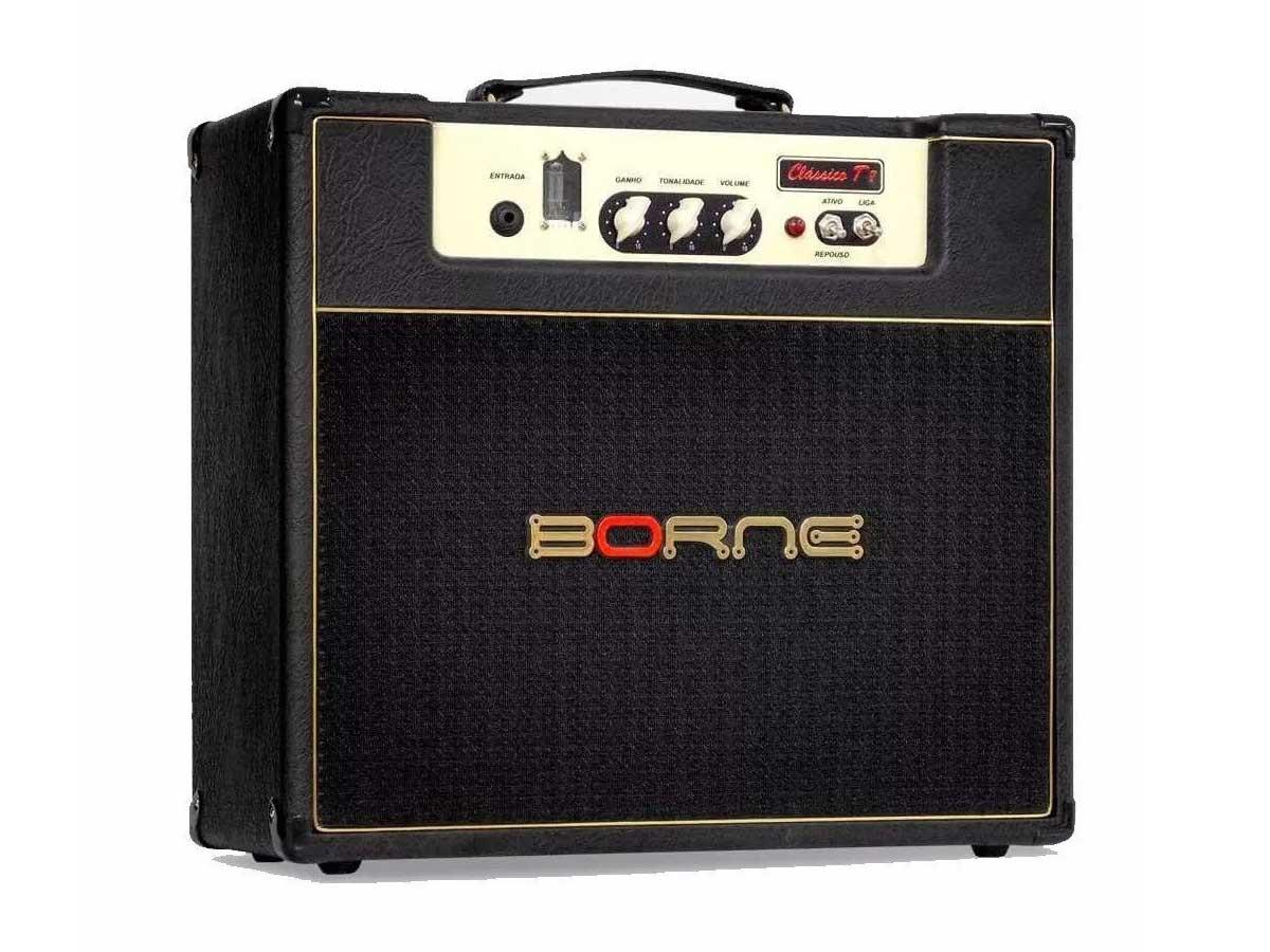 Amplificador de Guitarra Valvulado Borne Classico T7