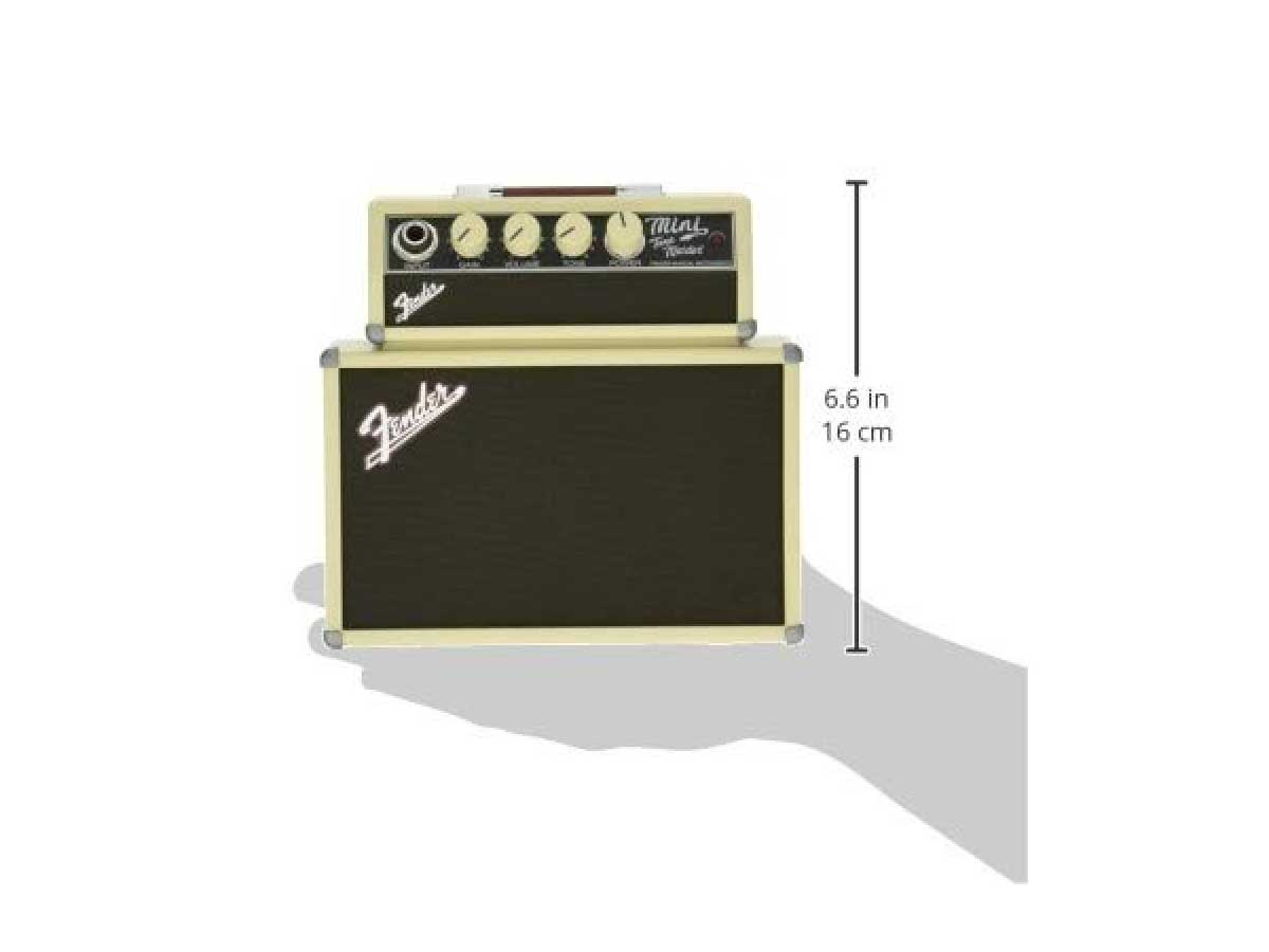 Amplificador Fender Mini Tone Master
